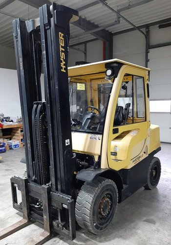 Photo: HYSTER H4.0FT5 - 548N